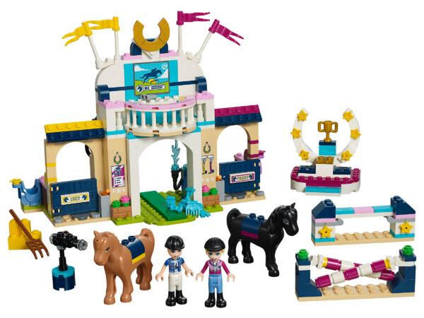 LEGO® Friends Stephanies Reitturnier 41367 | 3