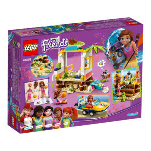 LEGO® Friends Schildkröten-Rettungsstation 41376 | 2