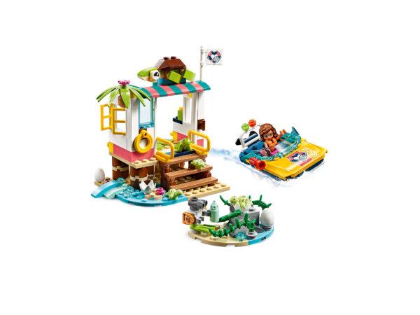 LEGO® Friends Schildkröten-Rettungsstation 41376 | 4