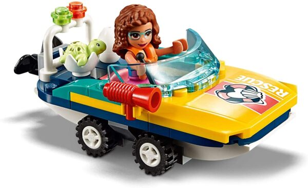 LEGO® Friends Schildkröten-Rettungsstation 41376 | 6