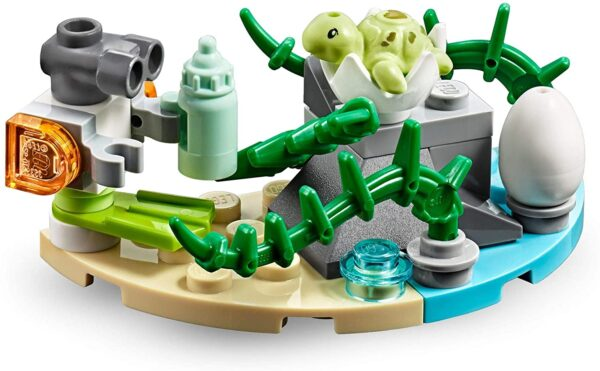 LEGO® Friends Schildkröten-Rettungsstation 41376 | 7