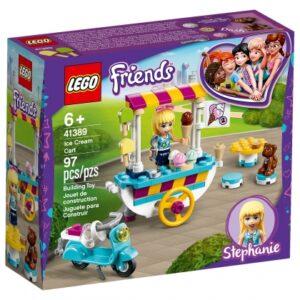 LEGO® Friends Stephanies mobiler Eiswagen 41389 | günstig kaufen