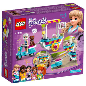 LEGO® Friends Stephanies mobiler Eiswagen 41389 | 2