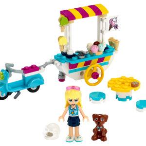 LEGO® Friends Stephanies mobiler Eiswagen 41389 | 3