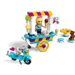 LEGO® Friends Stephanies mobiler Eiswagen 41389 | 4