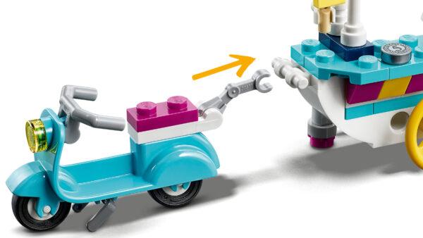 LEGO® Friends Stephanies mobiler Eiswagen 41389 | 6