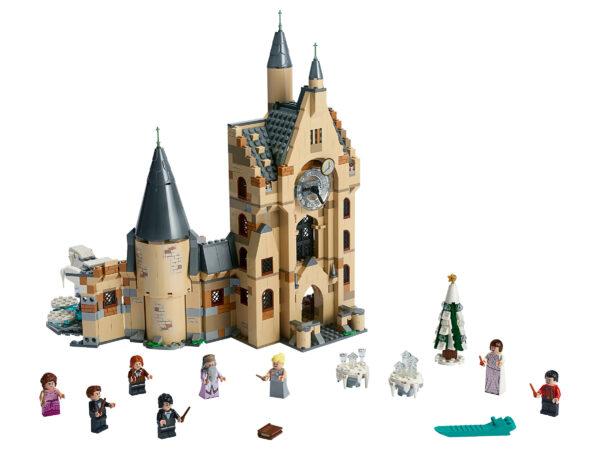 LEGO® Harry Potter Hogwarts™ Uhrenturm 75948 | 3