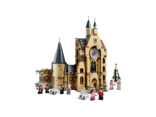 LEGO® Harry Potter Hogwarts™ Uhrenturm 75948 | 4