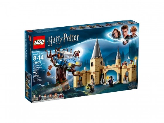 LEGO® Harry Potter Die Peitschende Weide von Hogwarts™ 75953   günstig kaufen