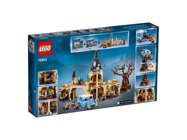 LEGO® Harry Potter Die Peitschende Weide von Hogwarts™ 75953   2