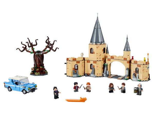 LEGO® Harry Potter Die Peitschende Weide von Hogwarts™ 75953   3