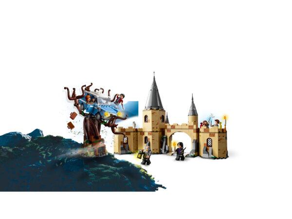 LEGO® Harry Potter Die Peitschende Weide von Hogwarts™ 75953   4