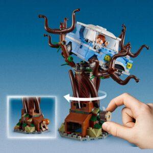 LEGO® Harry Potter Die Peitschende Weide von Hogwarts™ 75953   6