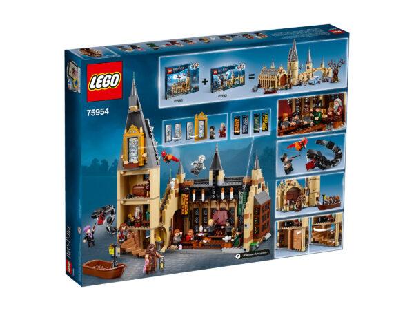 LEGO® Harry Potter Die große Halle von Hogwarts™ 75954 | 2