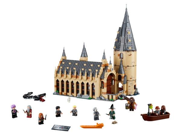 LEGO® Harry Potter Die große Halle von Hogwarts™ 75954 | 3