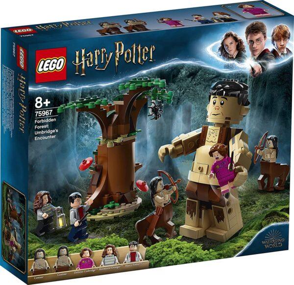 LEGO® Harry Potter Der Verbotene Wald: Begegnung mit Umbridge 75967 | günstig kaufen