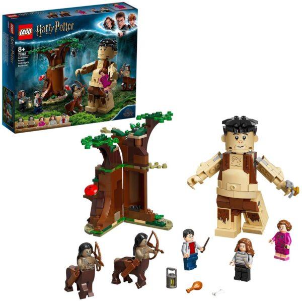 LEGO® Harry Potter Der Verbotene Wald: Begegnung mit Umbridge 75967 | 3