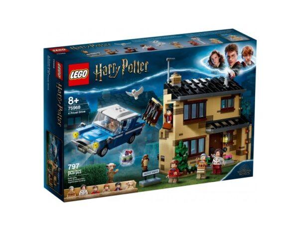 LEGO® Harry Potter Ligusterweg 4 75968   günstig kaufen