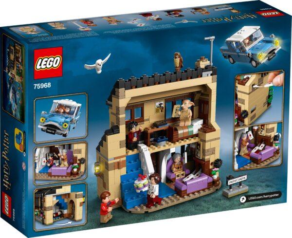 LEGO® Harry Potter Ligusterweg 4 75968   2