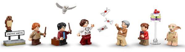 LEGO® Harry Potter Ligusterweg 4 75968   4