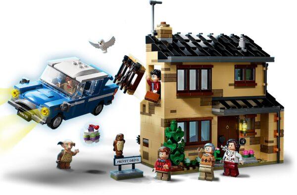 LEGO® Harry Potter Ligusterweg 4 75968   5