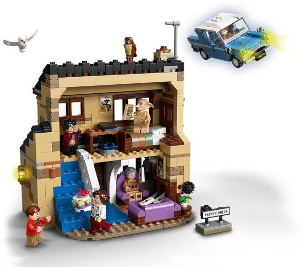 LEGO® Harry Potter Ligusterweg 4 75968   6