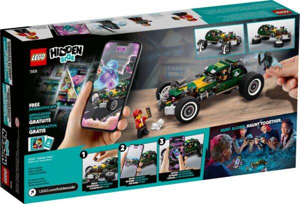 LEGO® Hidden Side Übernatürlicher Rennwagen 70434 | 2