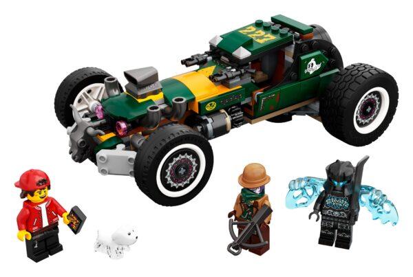 LEGO® Hidden Side Übernatürlicher Rennwagen 70434 | 3