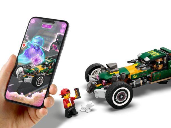 LEGO® Hidden Side Übernatürlicher Rennwagen 70434 | 4