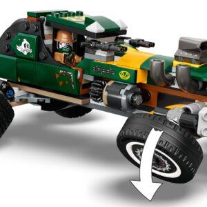 LEGO® Hidden Side Übernatürlicher Rennwagen 70434 | 5