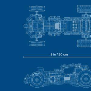 LEGO® Hidden Side Übernatürlicher Rennwagen 70434 | 7