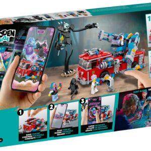 LEGO® Hidden Side Phantom Feuerwehrauto 3000 70436 | 2