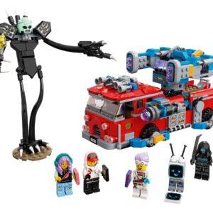 LEGO® Hidden Side Phantom Feuerwehrauto 3000 70436 | 3