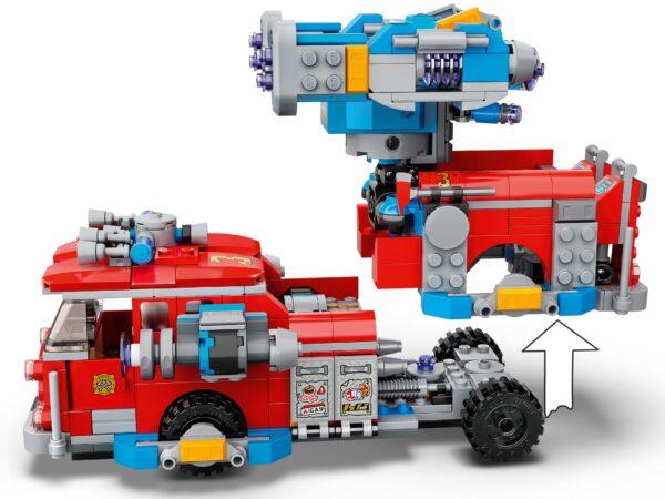 LEGO® Hidden Side Phantom Feuerwehrauto 3000 70436 | 5