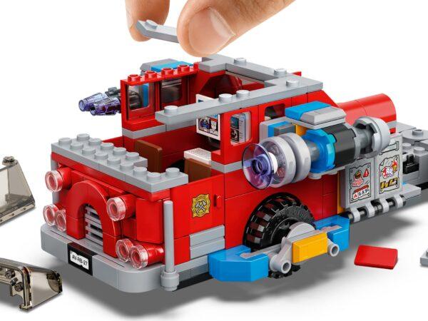 LEGO® Hidden Side Phantom Feuerwehrauto 3000 70436 | 6
