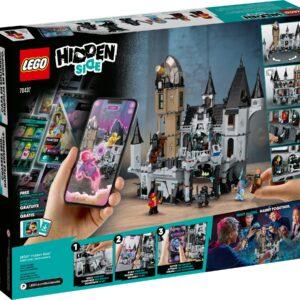 LEGO® Hidden Side Geheimnisvolle Burg 70437 | 2