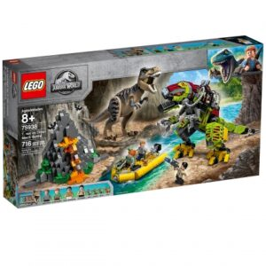 LEGO® Jurassic World T. rex vs. Dino-Mech 75938 | günstig kaufen