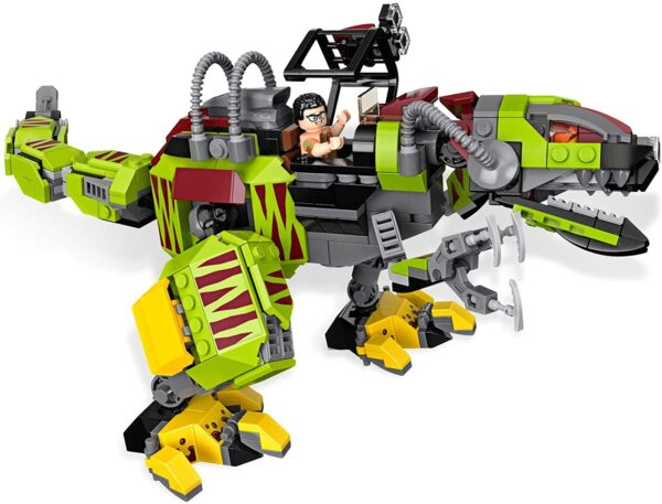 LEGO® Jurassic World T. rex vs. Dino-Mech 75938 | 5