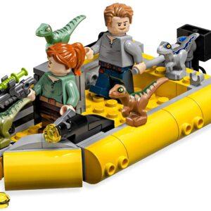 LEGO® Jurassic World T. rex vs. Dino-Mech 75938 | 6