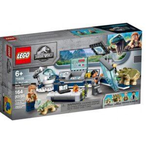 LEGO® Jurassic World Dr. Wus Labor: Ausbruch der Baby-Dinosaurier 75939 | günstig kaufen