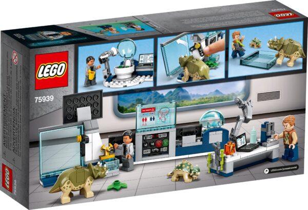 LEGO® Jurassic World Dr. Wus Labor: Ausbruch der Baby-Dinosaurier 75939 | 2