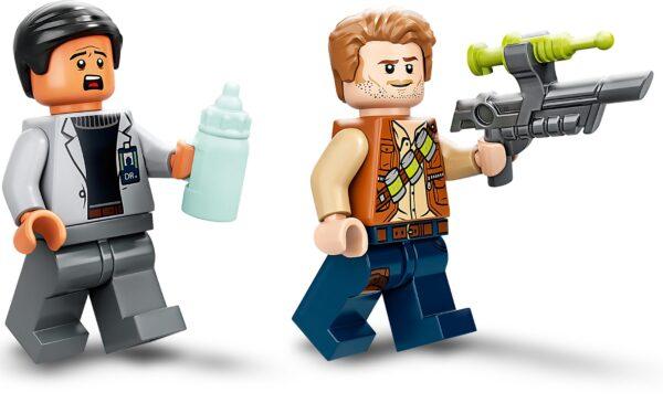 LEGO® Jurassic World Dr. Wus Labor: Ausbruch der Baby-Dinosaurier 75939 | 4
