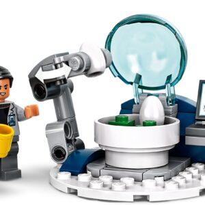LEGO® Jurassic World Dr. Wus Labor: Ausbruch der Baby-Dinosaurier 75939 | 6