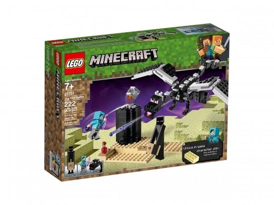 LEGO® Minecraft Das letzte Gefecht 21151   günstig kaufen