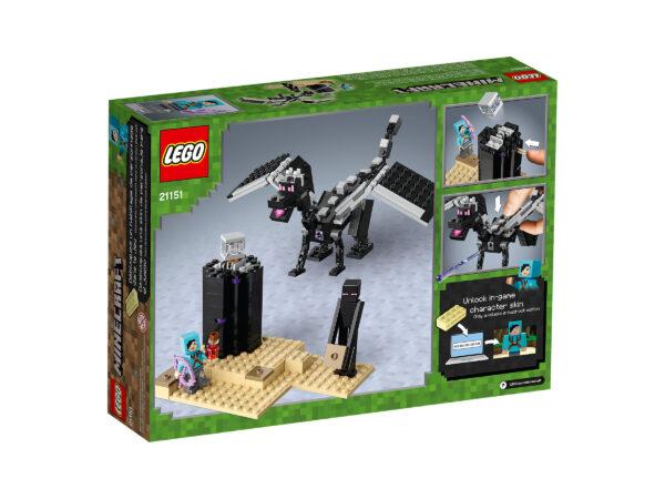 LEGO® Minecraft Das letzte Gefecht 21151   2