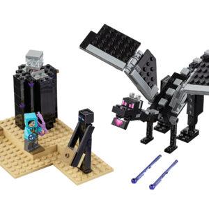 LEGO® Minecraft Das letzte Gefecht 21151   3