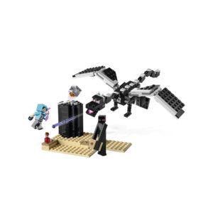 LEGO® Minecraft Das letzte Gefecht 21151   4