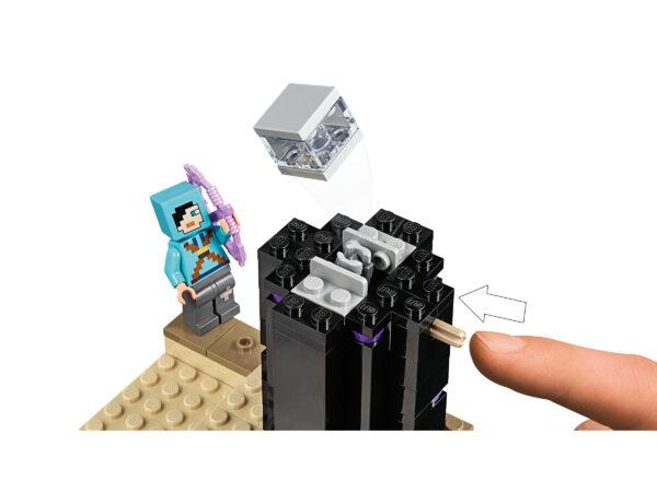 LEGO® Minecraft Das letzte Gefecht 21151   5