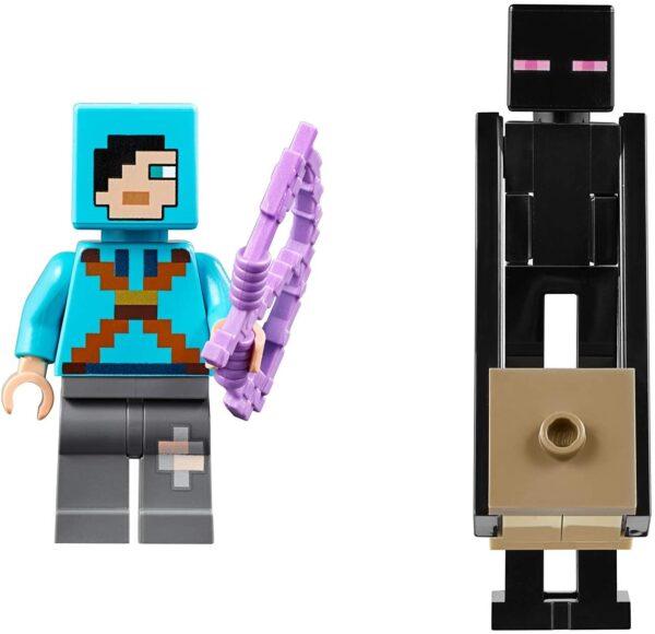 LEGO® Minecraft Das letzte Gefecht 21151   6