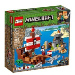 LEGO® Minecraft Das Piratenschiff-Abenteuer 21152 | günstig kaufen